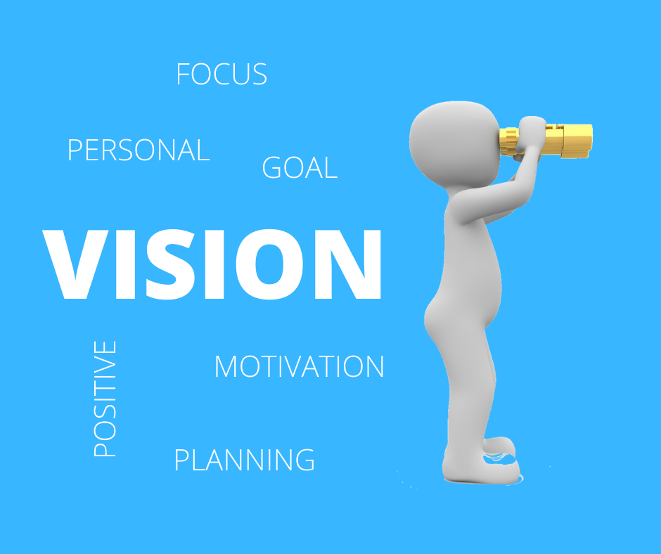 Write a vision statement