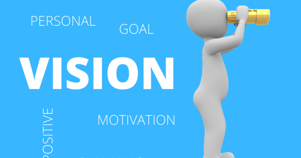 How to write a vision statement!